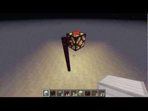 self powered redstone lamp youtube rh youtube com Redstone Lamp Crafting Redstone Lamp ID
