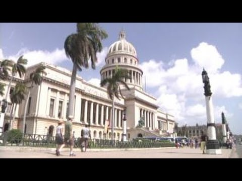 U.S. business excited about opportunities in Cuba?