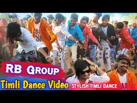 Rahul Bhuriya Mix-1 Timli Dance Video, || RB Group Timli, || Stylish Timli Dance  Https://youtu.be/9