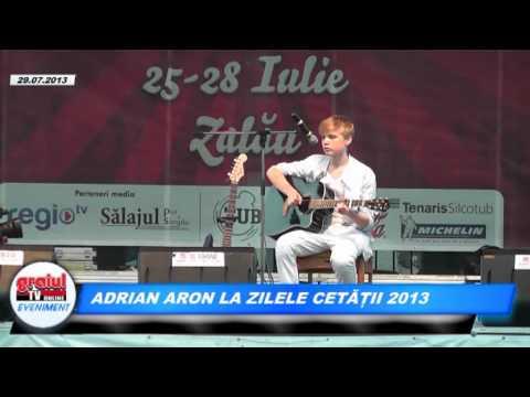 ADRIAN ARON LA ZILELE CETATII 2013