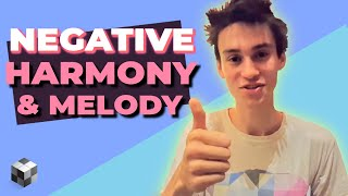 Jacob Collier, Negative Harmony & How to Write a Negative Melody   Hack Music Theory