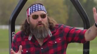 Dixie Chopper - 2017 Willie Robertson Reviews Dixie Chopper BlackHawk Zero-Turn Mower