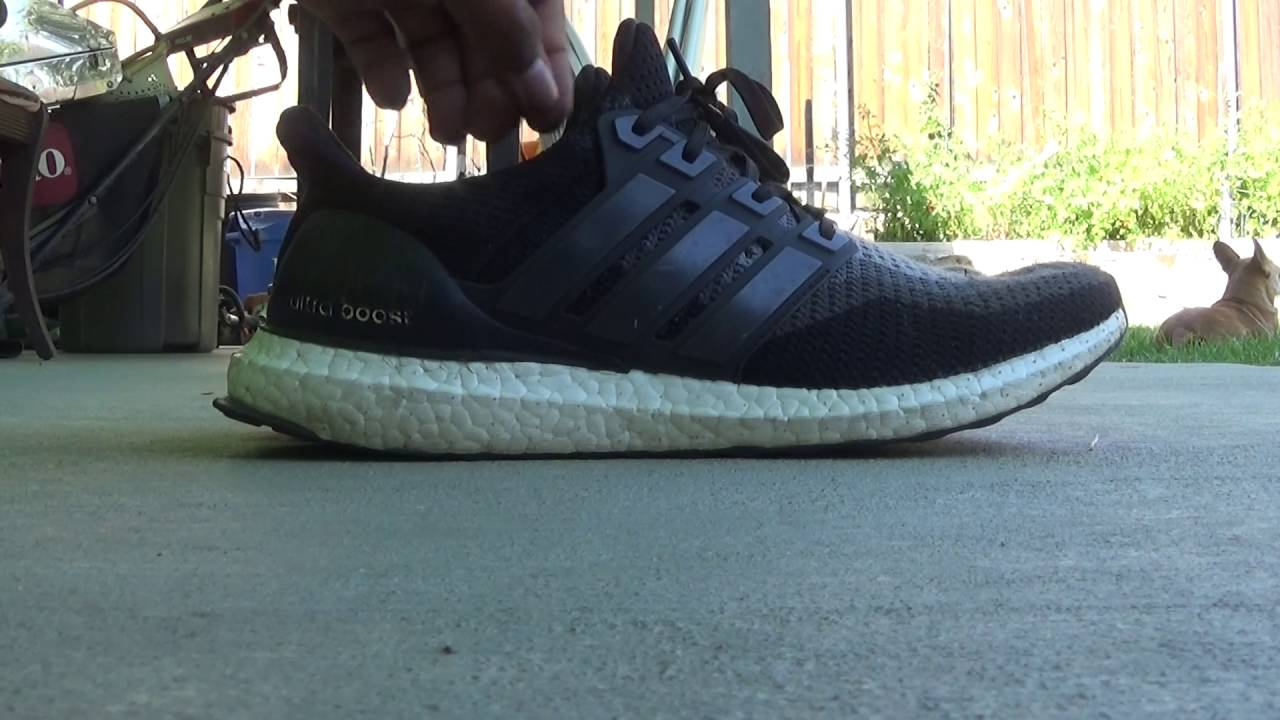 Crep Protect Review | Ultra Boost