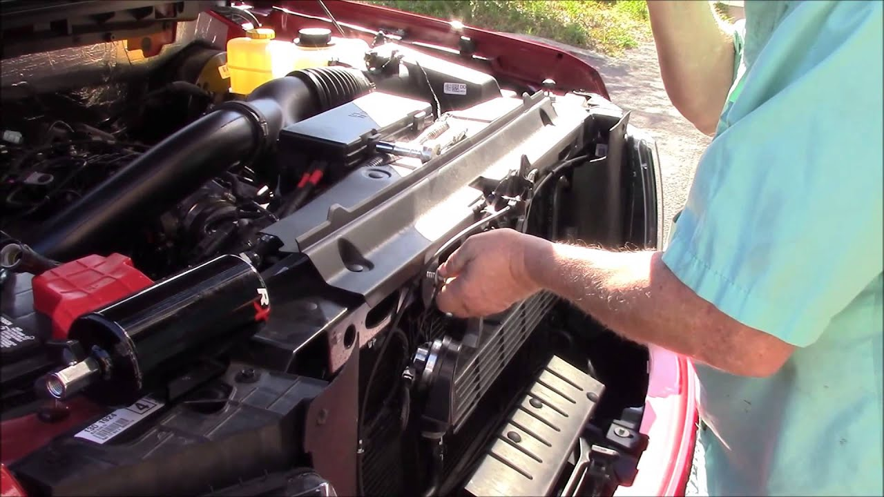 2014 Ford F150 Ecoboost Catch Can Installation