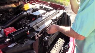 2014 Ford F150 EcoBoost Catch Can Installation Instructions