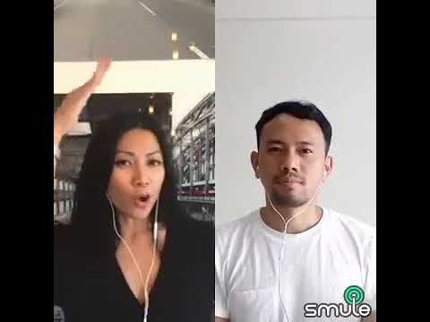 Anggun - What We Remember (duet smule)