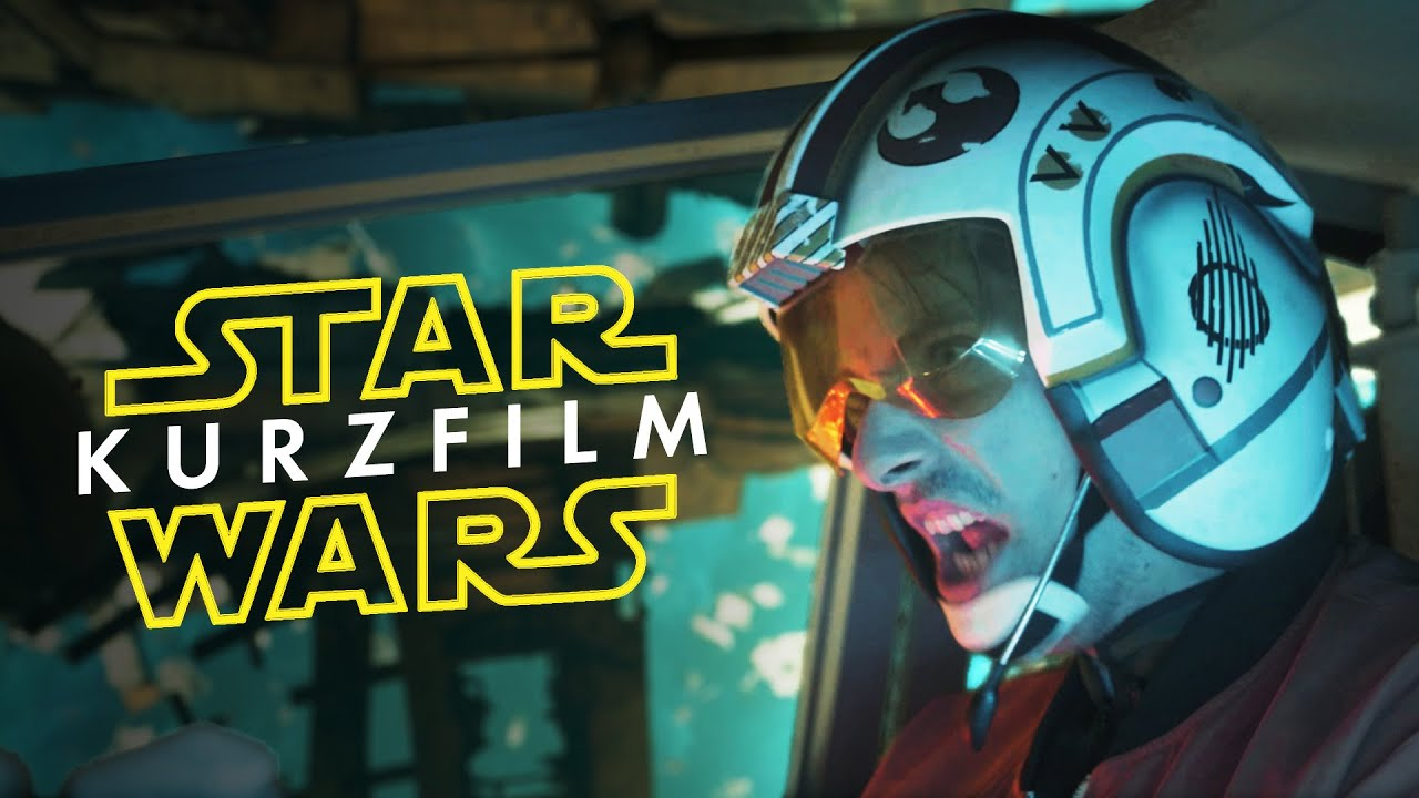 DER LIEFERANT - Star Wars Squadrons Kurzfilm