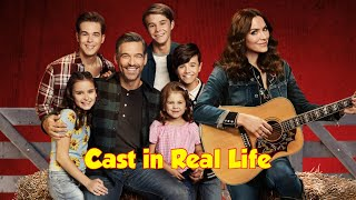 Country Comfort Cast Real Name & Age | Netflix
