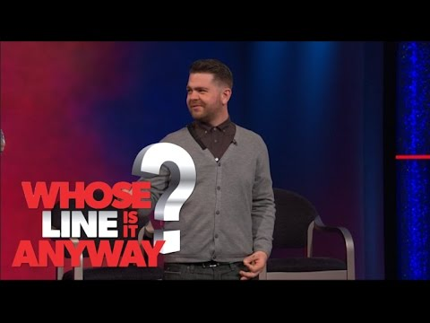 Jack Osbourne auditions for the Band - Whose Line Is It Anyway?