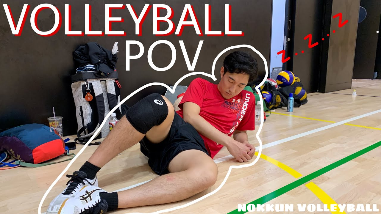 Download GoPro Volleyball #6 Setter and Left Wing Spiker POV