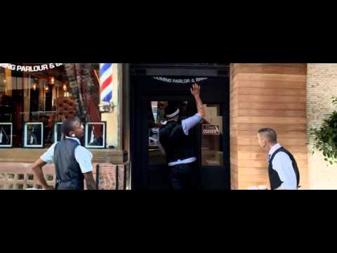 Barbershop TV commercial.