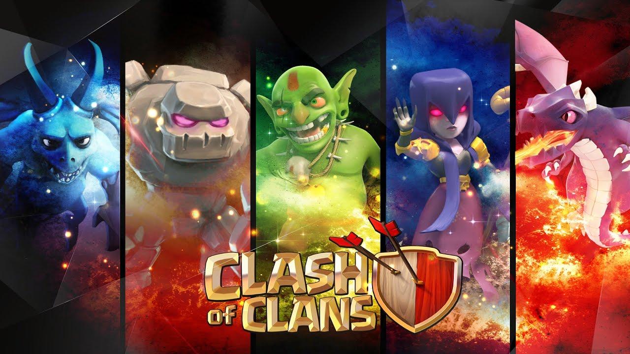 Sorciers De Glace Clan Cl3m Supercell Youtube