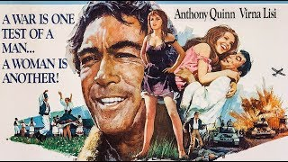 Anthony Quinn - 55 Highest Rated Movies