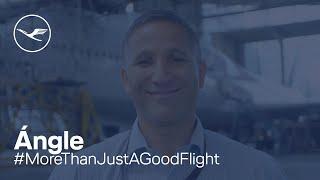 Angel, der Mechaniker | Lufthansa