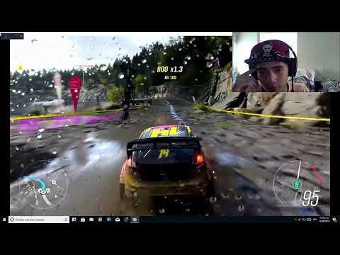 Forza Horizon 4 - Gameplay Demo - Vídeo Reacción