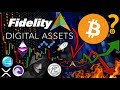 Fidelity to Spark the Next Bull Run or Bitcoin Headed UNDER $2,000?!? Anonymous Litecoin?