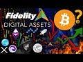 Fidelity to Spark the Next Bull Run or Bitcoin Headed UNDER $2,000?!? Anonymous Litecoin?