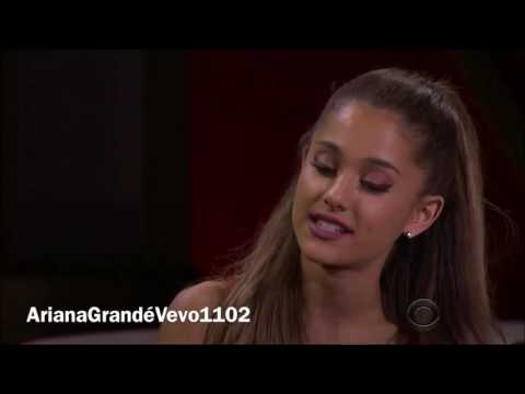 Best Mistake - Ariana Grande Ft. Big Sean (Live from A Very Grammy Christmas) HD