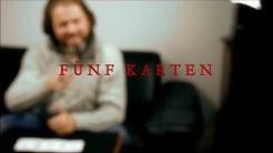 """""""Fünf Karten"""" von Christian Knudsen - Heartblood Magic"""