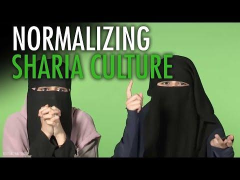 Islamophilic BBC tries to normalize niqab