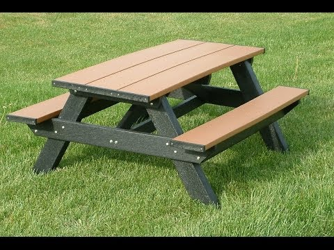 Standard 6ft Picnic Table