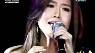 """Rachelle Ann Go sings """"What Kind of Fool Am I"""" (Vox Survival Edition, A Must See!)"""
