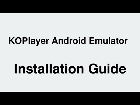 Koplayer Install Android Emulator On Windows
