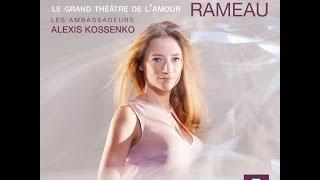 """Sabine DEVIEILHE: Rameau, """"Pour voltiger dans le bocage"""" (Les Paladins)"""
