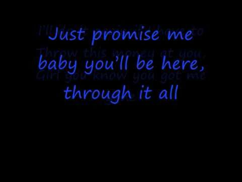 Nelly - Gone ft. Kelly Rowland [LYRICS ON SCREEN]
