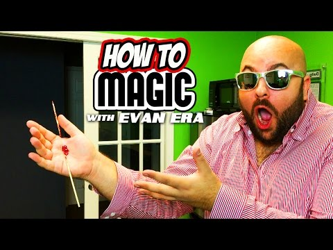 5 MAGIC PRANKS - HOW TO MAGIC