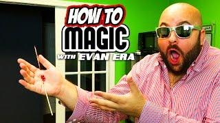 5 MAGIC PRANKS - HOW TO MAGIC