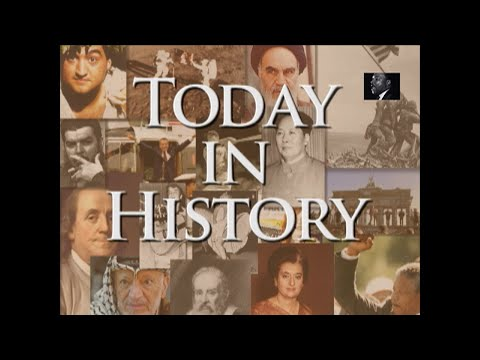 Today in History for April 4th