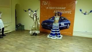 Урок танцев-2. Шилова Юлия. СВТ Салима, под руководством Перовой Анны