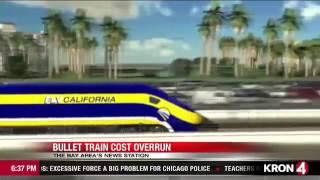COST OVERRUN HIGH SPEED RAIL 1 13 2017