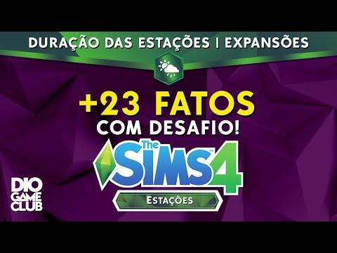 +23 FATOS SOBRE THE SIMS 4 ESTAÇÕES ~ Notícias e Novidades | DioGameClub