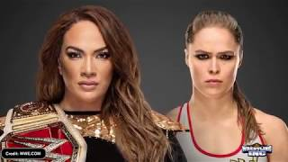 Ronda Rousey WWE Contract Details
