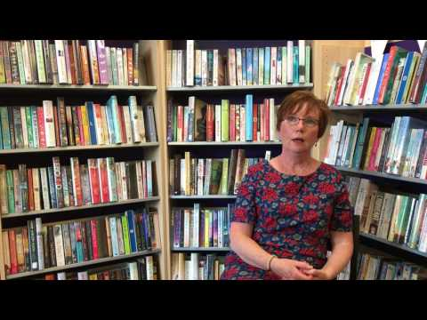 Roz Goddard visits Bell Green Library