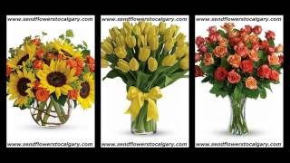 Send Flowers from South Dakota, USA to Calgary, Alberta, Canada