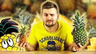 Карликовый ананас за 400 рублей / Чем отличается от обычного