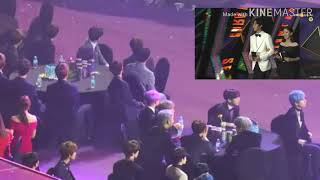 BTS, Wanna One, Seventeen reaction to Gfriend win Best Dance Performance at SMA 2019