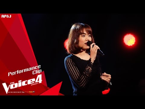 The Voice Thailand - เกมส์ สุจิตรา - ถ่านไฟเก่า - 20 Sep 2015