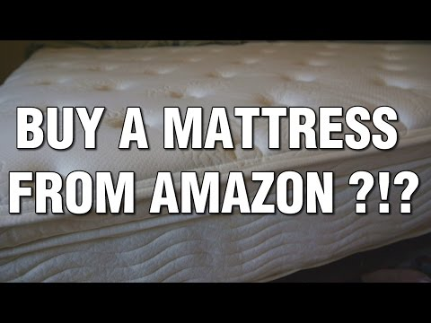 Buy a Mattress from Amazon?!?