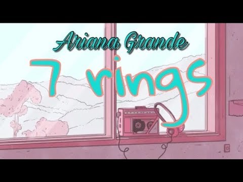 ARIANA GRANDE 7 RINGS LOOP 🍥