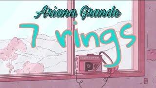 ARIANA GRANDE 7 RINGS LOOP 🍥