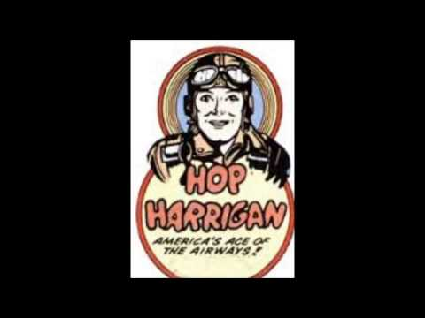 Hop Harrigan Show Introduction