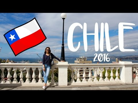 CHILE TRAVEL DIARY 2016