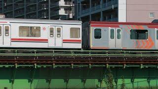 【東急】6000系&3000系ミックス甲種輸送【J-TRECへ】