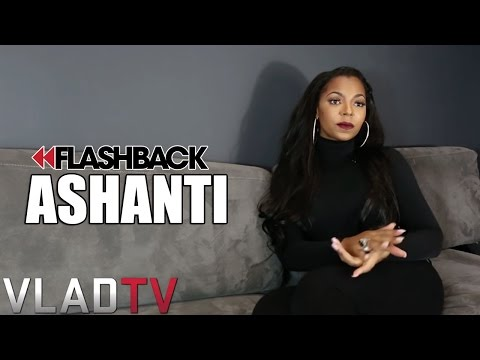 Flashback: Ashanti on Nelly Making 50 Cent Apologize at the VMAs