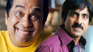 Brahmanandam And Ravi Teja Ultimate Comedy Scenes | Volga Videos
