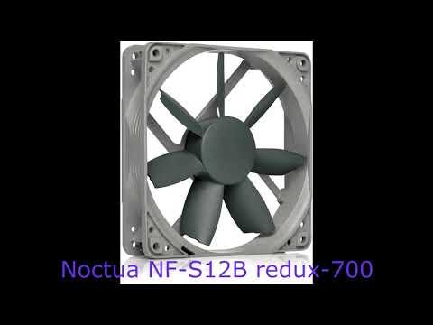 Кулер Noctua NF-S12B redux-700
